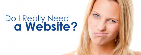 Necesito un sitio web?
